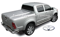 Toyota Hilux Double Cab 2005 -2011 - in Wagenfarbe lackiert