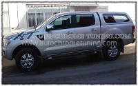 "Hard Top Model "" Canopy Cabin  "" für Ford Ranger T6 DC ab 2012 -"
