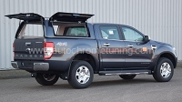 Hardtop Force Pro Ford Ranger T7 DC ab 2016-