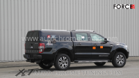 Hardtop Force Pro Commercial Ford Ranger T7 DC ab 2016-