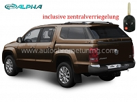 Hard Top Alpha Typ-E für VW AMAROK ab 2010-/2016-
