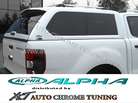 Alpha Hard Top GSE für Ford Ranger T6 DC ab 2012 -